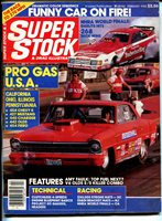 Super Stock & Drag Illustrated