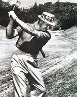 American Professional Golfer SAM SNEAD Glossy 8x10 Photo Golf Print Poster