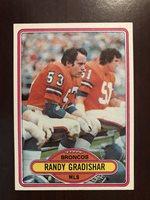 1980 Topps #410 - Randy Gradishar - Denver Broncos