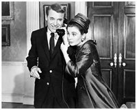 THE GRASS IS GREENER great 8x10 still CARY GRANT & JEAN SIMMONS -- n989