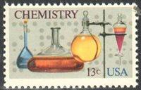 SC#1685 - 13c Chemistry Issue MNH