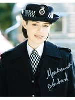 MONTSERRAT LOMBARD as Shaz Granger - Ashes To Ashes