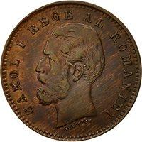 Coin, Romania, Carol I, 2 Bani, 1900, EF(40-45), Copper, KM:27