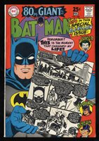 Batman #198 VF+ 8.5 Joker! Comic Book