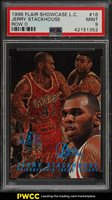1996 Flair Showcase Legacy Collection Row 0 Jerry Stackhouse /150 PSA 9 (PWCC)