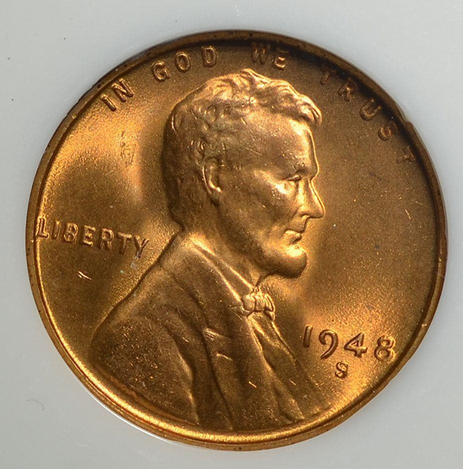 Rare Wheat Pennies For Sale