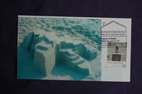 Modern American Architecture Vanna Venturi House Stamp FDC William S#3910c 10655