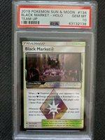 Black Market 134//181 Prism Star Card Pokemon Sun /& Moon Team Up