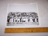 1963 OTTER CREEK JR HIGH SCHOOL 9-A Class Photo TERRE HAUTE INDIANA