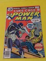 Luke Cage Power Man (1976) #33 VGFN COMIC MARVEL COMICS NETFLIX