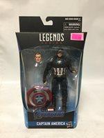 Hasbro Marvel Legends Series Worthy Captain America