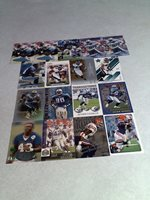 *****Jevon Kearse***** Lot of 110 cards.....48 DIFFERENT / Football