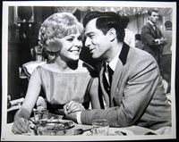 *1964 JANINE GRAY and GEORGE MAHARIS ~ LOVE SCENE