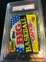 Collectorscom Trading Cards Topps Topps Big Baseball