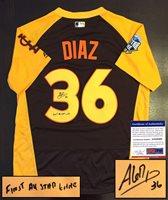 St. Louis Cardinals Aledmys Diaz Signed 2016 All Star Jersey PSA/DNA Authenticat