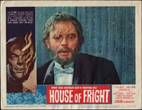 THE TWO FACES OF DR. JEKYLL/HOUSE OF FRIGHT orig lobby card poster PAUL MASSIE