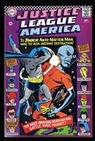 Justice League Of America #47 VG+ 4.5 Comic Book