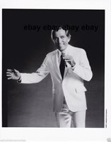 Orig Photo Andy Williams Singer TV Star Portrait by Harry Langdon Moon River #30