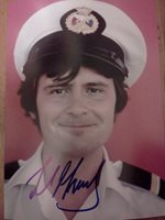 Fred Grandy The Love Boat Autographed 5x7 Photograph