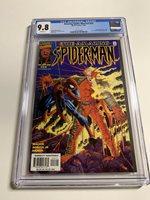 Amazing Spider-man V Vol Volume 2 # 23 Cgc 9.8 White Pages Marvel Legacy 464