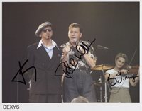 Dexys Midnight Runners SIGNED Photo + COA Lifetime Guarantee Kevin Rowland + 2