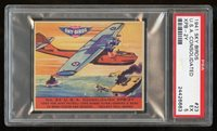 1941 Goudey Sky Birds #23 USA Consolidated XPB-2Y PSA 5 EX #24426663