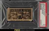1928 V128 Paulin's Hockey Brandon School Boy Champions #3 PSA 3 VG (PWCC)