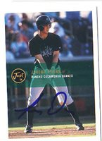Jeremy Owens Hand-Signed Card With Certificate Of Authenticity