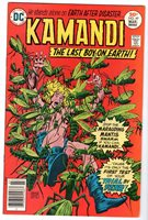 Kamandi, The Last Boy on Earth #49, Very Fine - Near Mint Condition