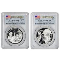 U S 2004 P  $1 LEWIS /& CLARK  PROOF STRIKE W//BOX /& COA