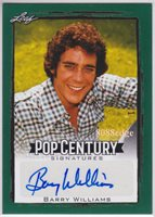 "2017 POP CENTURY AUTO: BARRY WILLIAMS #1/1 OF AUTOGRAPH ""THE BRADY BUNCH"" BGS 9"