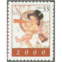 #3369 Millennium Baby, Year 2,000