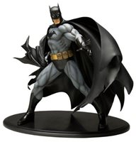 ARTFX Batman Black Costume Version (1/6 scale PVC Figure) Kotobukiya [JAPAN]