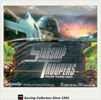 Entertainment Trading Cards Box: Starship Troopers Trading Card Box (36)