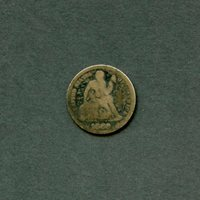 UNITED STATES 1889 SEATED LIBERTY DIME YOU DO THE GRADING HAVE FUN