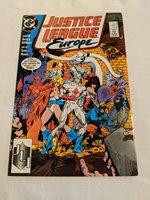 1989 JUSTICE LEAGUE EUROPE #3 DC COMICS