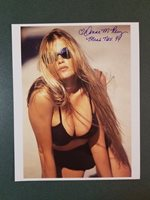 Donna Perry autographed Photograph - COA