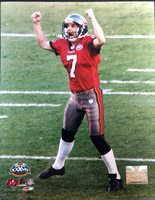 Martin Gramatica SUPER BOWL XXXVII 8x10 ACTION Photo TAMPA BAY BUCCANEERS