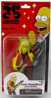 The Simpsons 25th Anniversary 5 Inch Action Figure Series 4 - Tom Hamilton