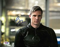 Teddy Sears Signed Flash Authentic Autographed 8x10 Photo PSA/DNA #AC20435
