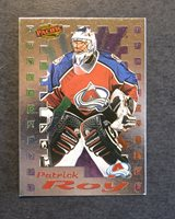 1998-99 Pacific Dynagon Ice Inserts #6 Patrick Roy