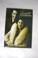 Lunt & Fontanne Performing Arts Series Stamp FD Ceremony Program Sc#3287 CP0525