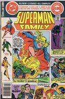 Superman Family #199 ORIGINAL Vintage 1980 DC Comics Supergirl