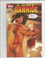 Lady Rawhide 3 and Lady Rawhide Special 1. ADAM HUGHES!!