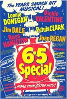 6.5 SPECIAL orig 1958 1sheet movie poster PETULA CLARK/LONNIE DONEGAN/JIM DALE