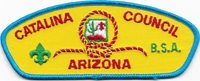 Catalina Council Arizona Strip Right Twill CSP SAP Boy Scouts of America BSA