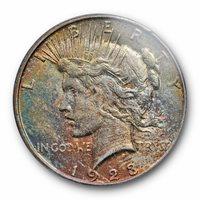 1923-S $1 XF45 PCGS