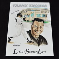 Frank Thomas - Litho Series LTD. Becky Kinloch Signed Artist's Proof (49/333)