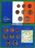 Euro Coins of Slovakia UNC Year 2009 SLOVAKIA 1c to 2 euros Set of 8 values