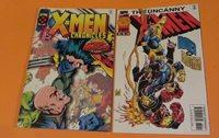 X-Men - CHRONICLES #1 LOT OF 2 COMICS MARVEL LOT#67 THE DAWN OF APOCALYPSE